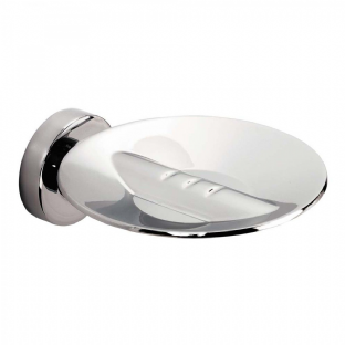 Sonia Tecno Project Metal Soap Dish - 116942